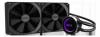 NZXT Kraken X62 All-in-One 280mm CPU Liquid Cooling System, Black (RL-KRX62-02)