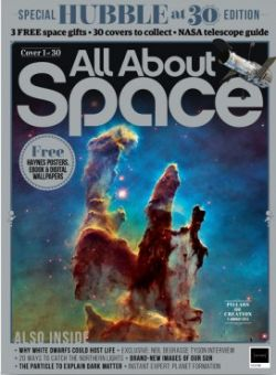 All About Space Magazine...