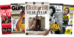 Guitar magazine subscriptions