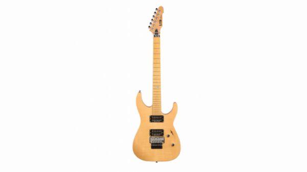 ESP LTD M-1000 SE Electric Guitar in Vintage Natural Satin