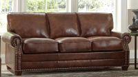 Revo Top Grain Leather Sofa...