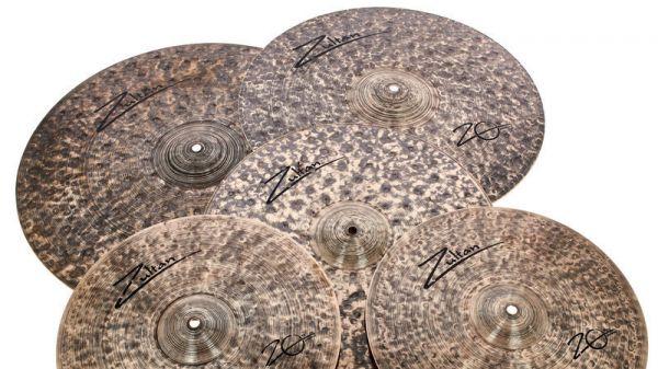Zultan 20th Anniversary Cymbal Set