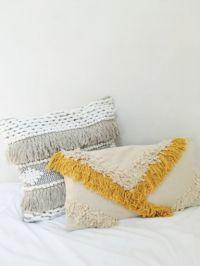 Gorgeous Tassel Boho Cushion...