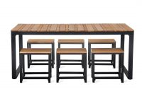 Camley Bar Table Set