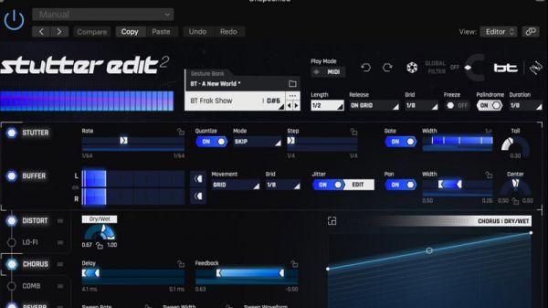 iZotope Stutter Edit 2 Upgrades & Crossgrades Sale