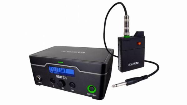 Line 6 Relay G75 Guitar Wireless System