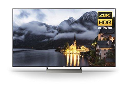Sony XBR49X900E 49-Inch 4K Ultra HD Smart LED TV (2017 Model)