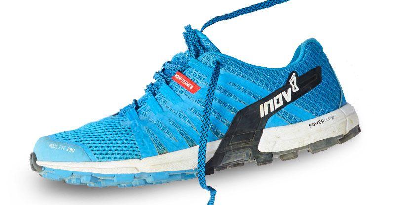 Inov 8 Women S Roe 290 Trail Running Shoe Black Grey