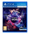 NEW PlayStation VR Worlds (Sony PlayStation 4, 2016)