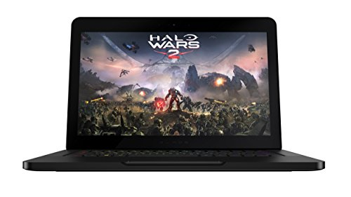 "Razer Blade Ultra-Thin Gaming Laptop - 14"" Full HD (Core i7-7700HQ, 16GB RAM, 512TB SSD, GeForce GTX 1060) - VR Ready"