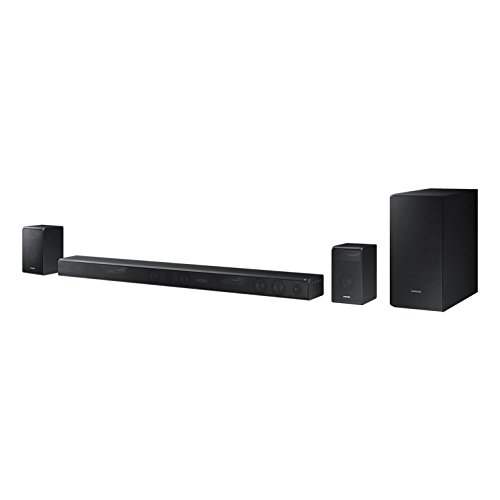 Samsung Hw K950 Home Theater Sound Bar Wireless Rear Sub Woofer Dolby Atmos