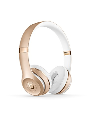 Beats Solo 3 MNEQ2ZM/A Wireless On-Ear Headphones (Silver)