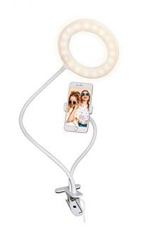 Flexi Selfie Ring Light