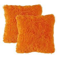 MIULEE Pack of 2 Faux Fur...