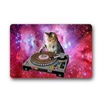 Cool Dj Cat Funny Animal Pet...