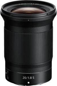 NIKKOR Z 20mm f/1.8 S...