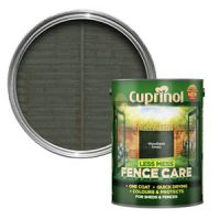 Cuprinol Less mess fence care...