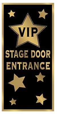Beistle VIP Stage Entrance...