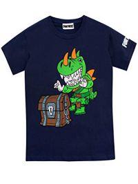 Fortnite Boys T-Shirt Blue...