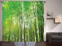 Ambesonne Bamboo Tree...