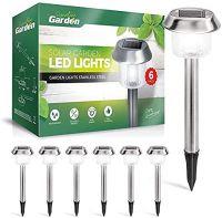 Signature Garden 6 Pack Solar...