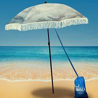 Beach Umbrella For Sand -...