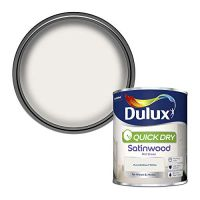 Dulux Quick Dry Satinwood...