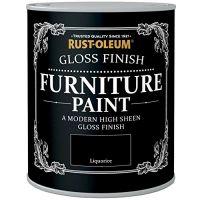 Rust-Oleum Gloss Finish...