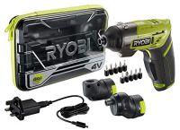 Ryobi ERGO-A2 4V Cordless...