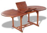 Extendable garden table,...
