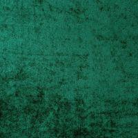 Velvet Curtain Fabric Emerald