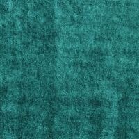 Velvet Curtain Fabric Ocean