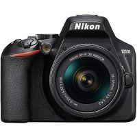 Nikon D3500 + AF-P 18–55 Non...