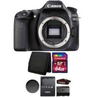 Canon EOS 80D 24.2MP Digital...