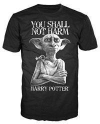 HARRY POTTER Dobby Shall Not...