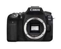 Canon DSLR Camera [EOS 90D]...