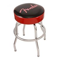 """Fender 24"""" Bar Stool Red With..."""