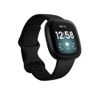 Fitbit Versa 3 - Black...