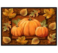 Pumpkins and Fall Leaves...