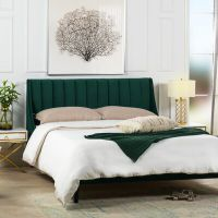 Alido Tufted Upholstered Low...