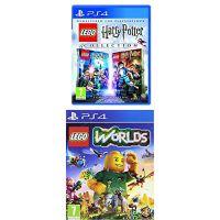LEGO Worlds (PS4) + LEGO...